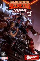 Guerras Secretas 2099 v1 #1