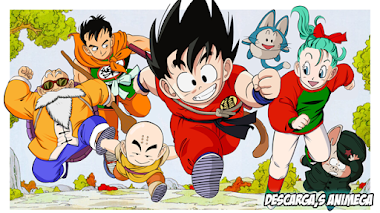 Dragon Ball Manga Servidor: Mega/Mediafire