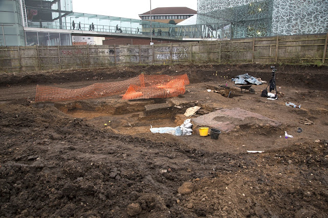 New archaeological discovery sheds light on Leicester's Roman past