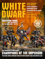 White Dwarf Weekly número 95 de noviembre