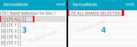 10+ Cara Kunci Sinyal 4G LTE Samsung (All Tipe)