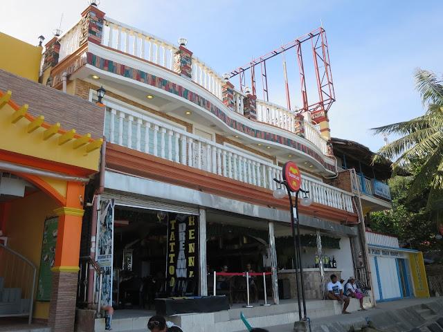 dreamwave resort puerto galera