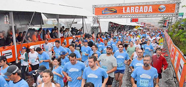 d73e511486 A mais tradicional corrida de rua do interior de São Paulo acontece todos  os anos no mês de setembro. A Corrida Integração é reconhecida pela sua  qualidade ...