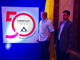 Chemplast Sanmar turns 50