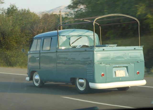 1959 VW Double Cab | VW Bus