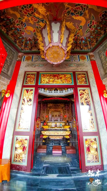 小琉球花瓶岩周邊景點|靈山寺~琉球嶼最壯觀之廟宇