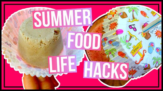 5 Summer Food DIY Life Hacks