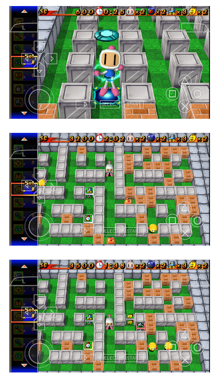 Download Bomberman ISO CSO PPSSPP
