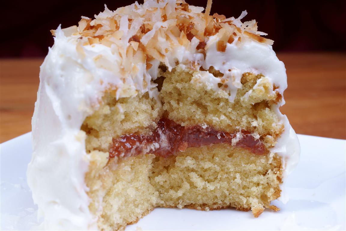 Photo Adventures: Single Serving Cake