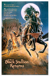 Watch The Black Stallion Returns (1983) movie free online