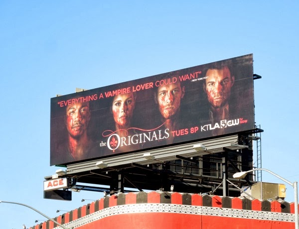 The Originals season 1 billboard
