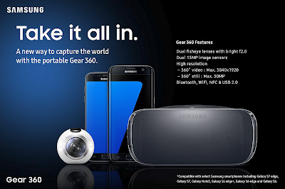 Get Free Gear VR with Galaxy S7 Unpackage