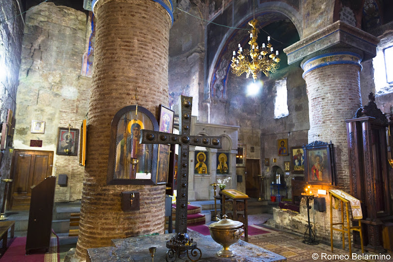 Anchiskhati Basilica of Saint Mary Things to Do in Tbilisi Georgia