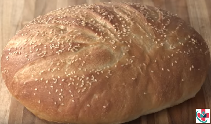 The BEST Homemade Bread Recipe—Crusty Outside and Moist Inside