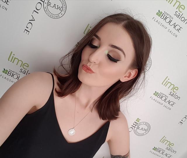 lime salon make up