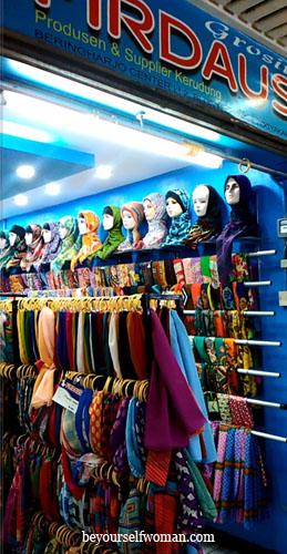 jilbab beringharjo murah tanpa nawar