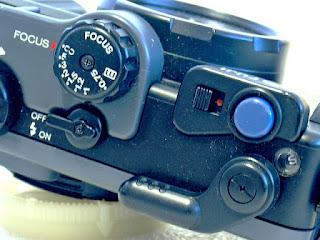 Fuji K-28, Camera controls