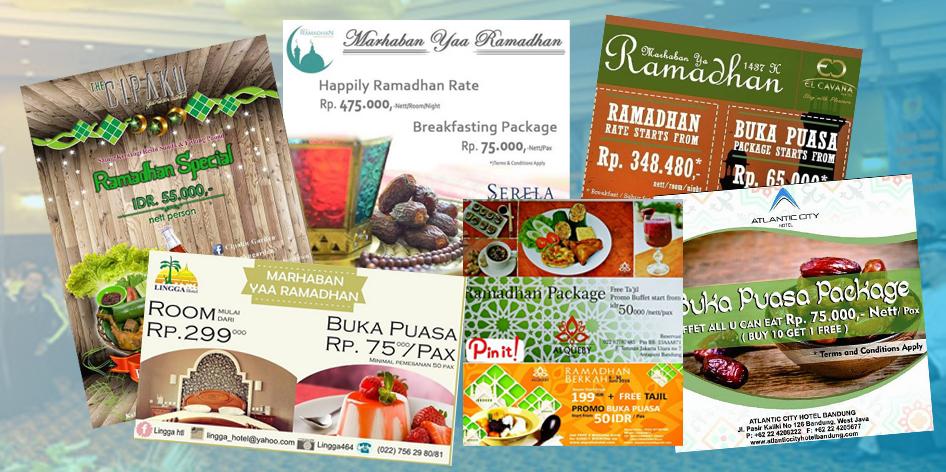 Harga Paket Buka Puasa Bersama Hotel-Hotel di Bandung 2016
