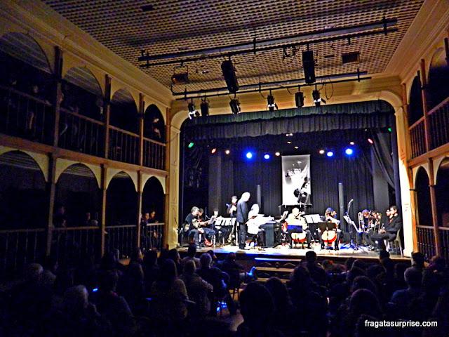Paraná Jazz Festival, Theatro São João, Lapa, Paraná