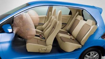 2016 Honda Brio Facelift interior image