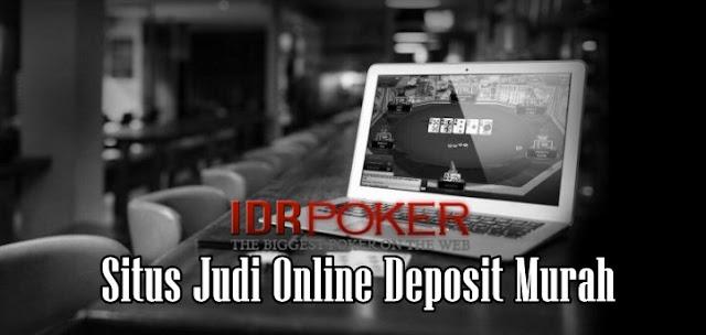 Ada beberapa hal yang mengambarkan bahwa dengan menyediakan situs judi online deposit mura Situs Judi Online Deposit Murah