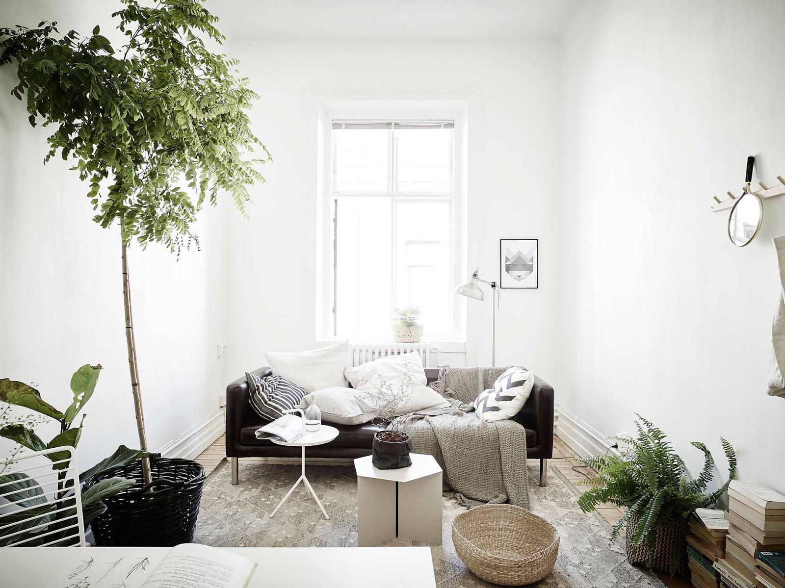 Elv 39 s bright and airy - Idee petit salon ...