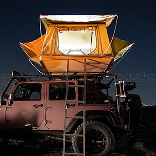 Reviewing the Smittybilt Tent for Jeeps