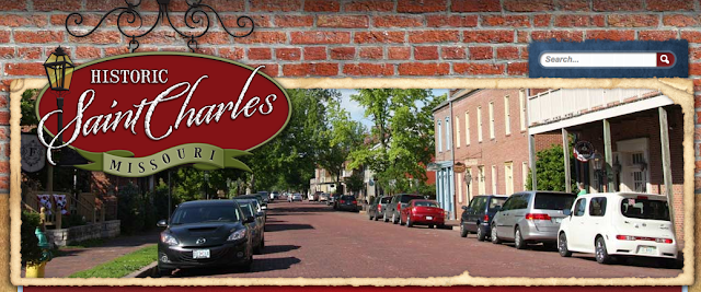historic st charles missouri