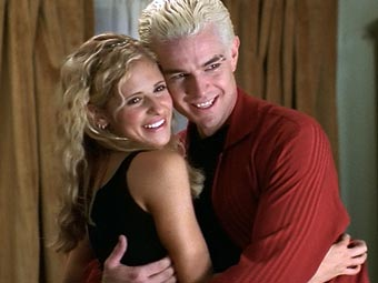 When does buffy and spike start dating