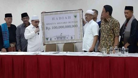 Soal Sayembara Rp 100 M Begini Jawab Relawan Jokowi