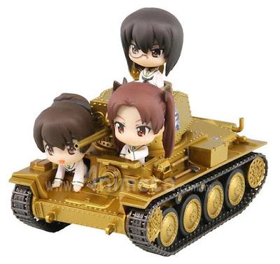 Figura 38(t) Tank Type B/C Ending Ver. Girls und Panzer