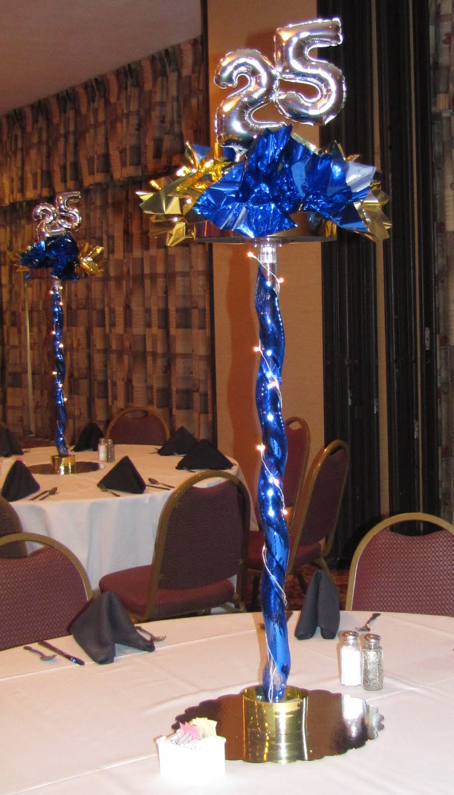 Party People Event Decorating Company: 25th Class Reunion
