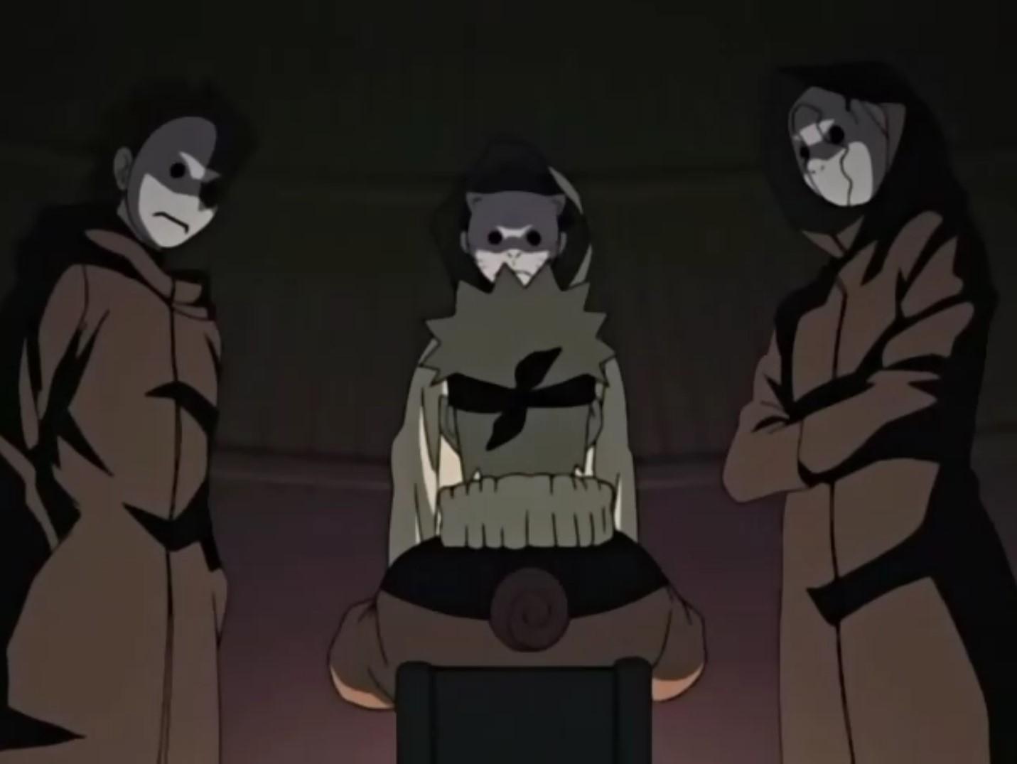 Naruto Episodio 198