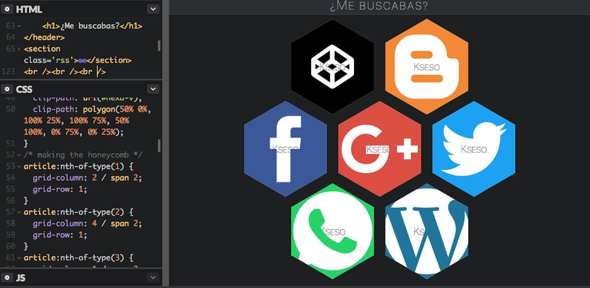 CSS Grid Layout Panel