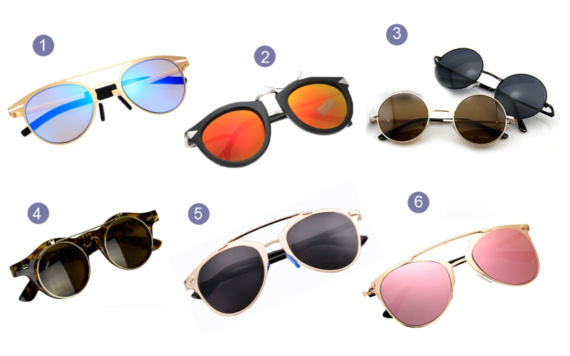 dresslink sunglasses, dresslink accesories,