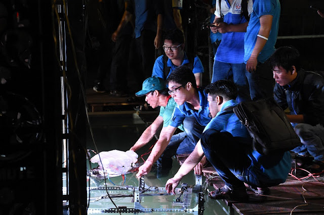 Discover The Secrets of Water Puppetry Vietnamese 4