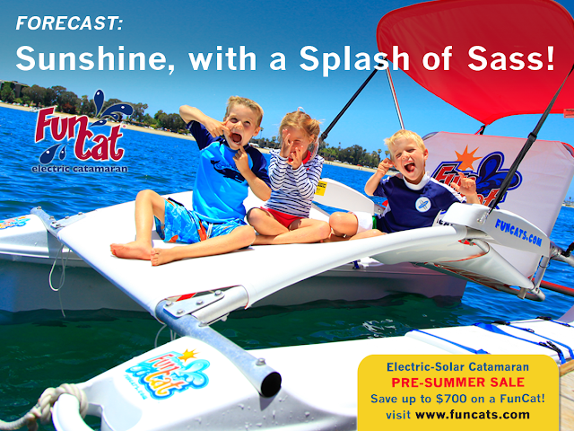 FunCat pre-summer savings