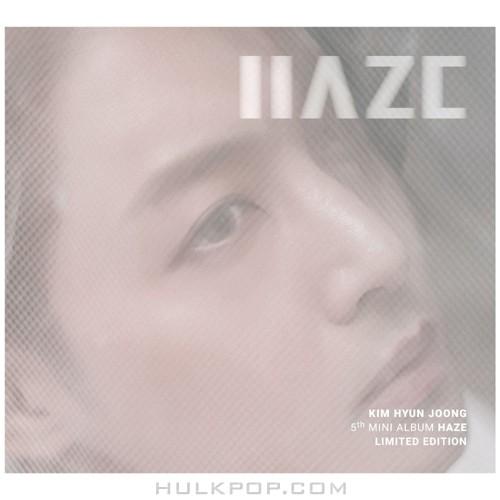 Kim Hyun Joong – HAZE – EP (FLAC)
