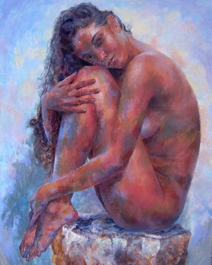 Remy Daza Рохас. Современный художник из Боливии 9