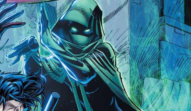 Asal Usul dan Kekuatan Omen (Lilith Clay) dari DC Comics