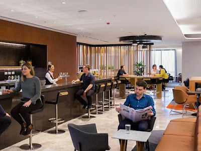 qantas-perth-business-lounge