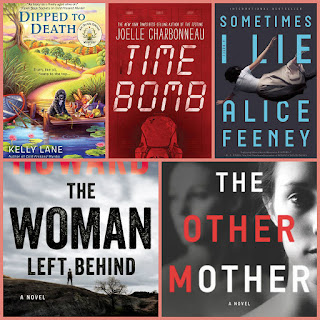 10 new thrillers written by women