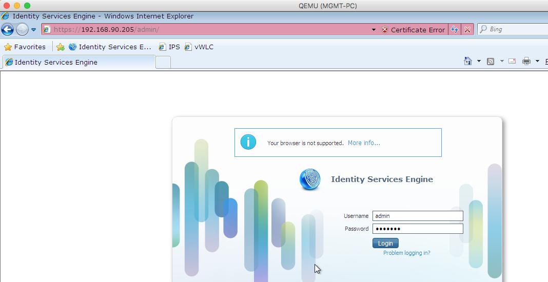 CCIE Security Lab: ISE-berg ahead! (Part one).   www ...