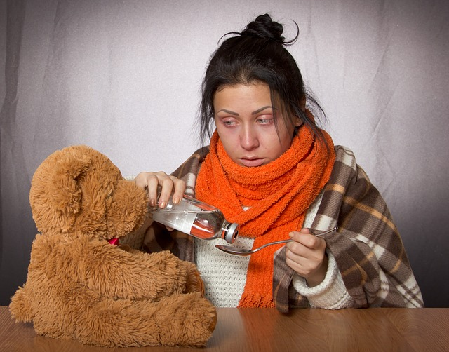 Why does Cold & Flu get worse than at night?