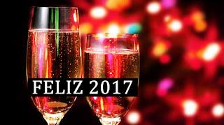 Mensagem de ano novo 2017, feliz ano novo 2017.