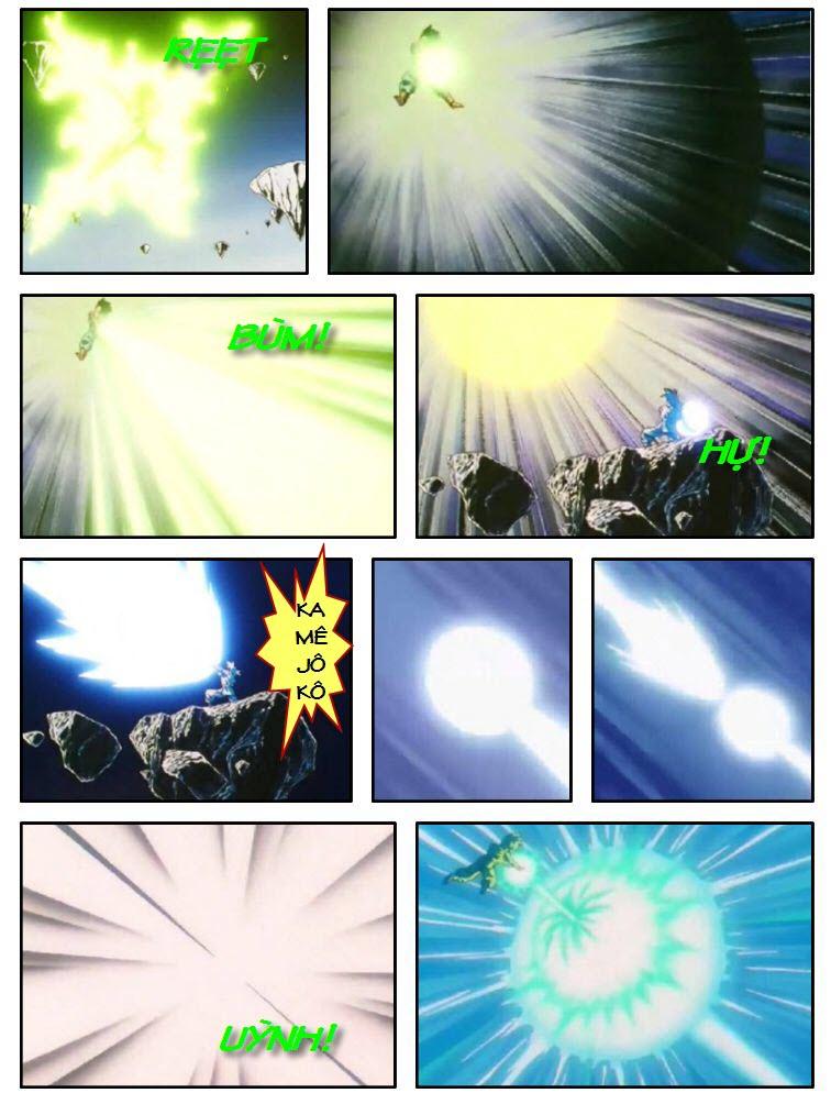 Dragon Ball GT chap 1 - Trang 9