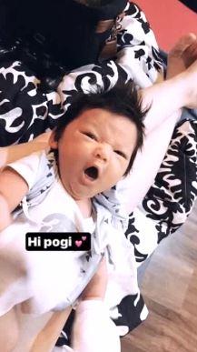 Kylie Padilla, Ibinahagi Ang Mga Cute At Close-Up Photos Ni Baby Alas!