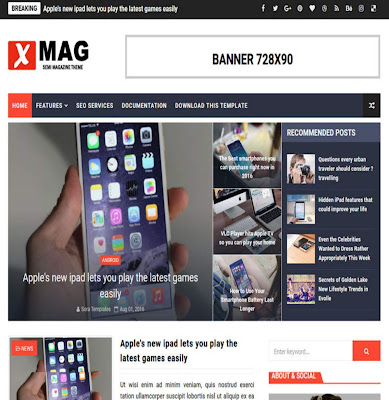 X-mag premium version free download