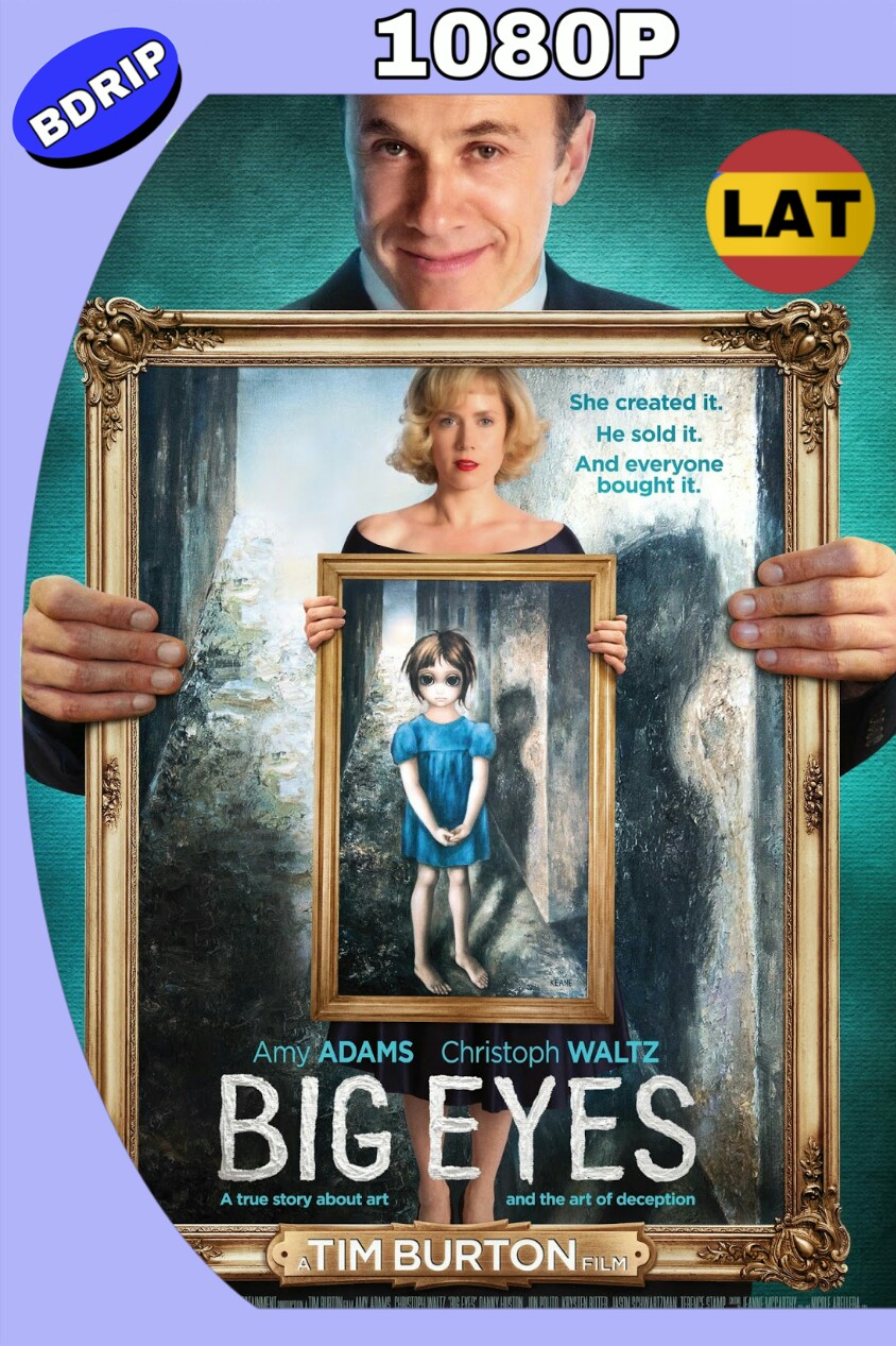 BIG EYES (2014) BDRIP 1080P DUAL LATINO MKV
