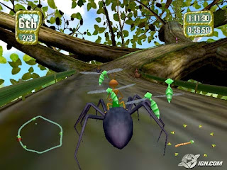 Antz Extreme Racing - PS2